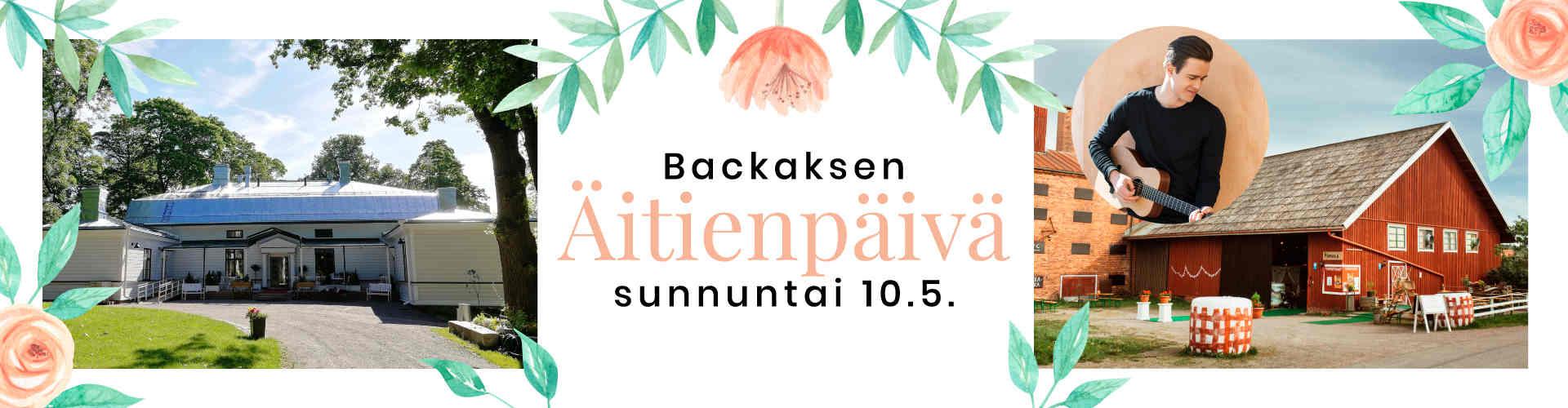 Mikko Harju & Puimalan äitienpäivälounas 10.5