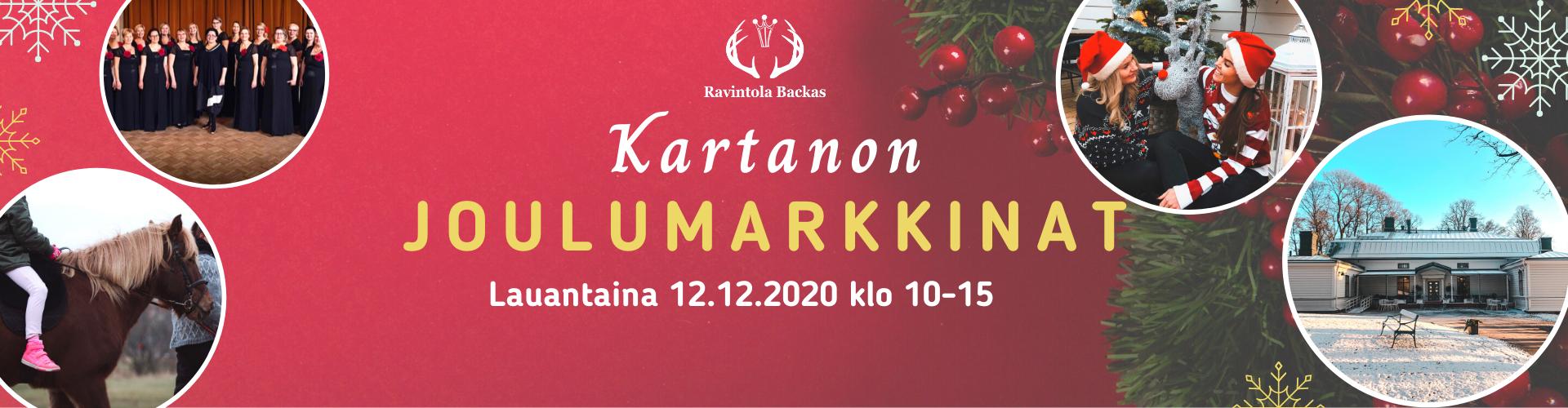 Joulumarkkinat Helsinki 2021